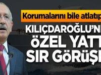 Korumalarını bile atlatıp gitti! Kılıçdaroğlu'ndan özel yatta sır görüşme