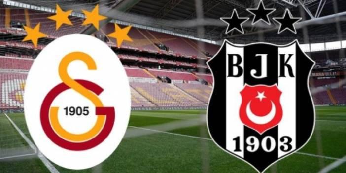 Galatasaray-Beşiktaş 345. Kez Karşılaşıyor