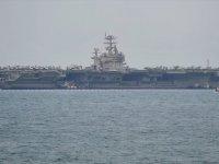 ABD'den İran'a Uçak Gemisi İle Gözdağı