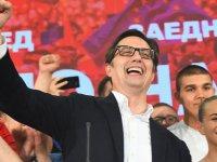 Kuzey Makedonya Yeni Cumhurbaşkanını Seçti