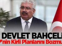 MHP'li Yalçın: Devlet Bahçeli CHP'nin Kirli Planlarını Bozmuştur