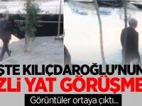 İşte Kılıçdaroğlu'nun gizli yat görüşmesi!
