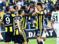 Fenerbahçe kazandı Akhisar küme düştü!
