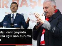 İki Anketçi, Canlı Yayında İstanbul'la İlgili Son Durumu Paylaştı