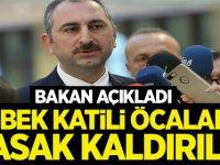BakanAçıkladı: Bebek Katili Terörist Öcalan'a yasak kaldırıldı