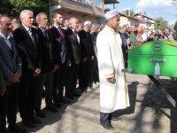 MHP Amasya Belediye Başkanı Sarı'nın Acı Günü