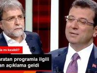 Tartışma Yaratan Programın Ardından CNN TÜRK'ten Açıklama Geldi