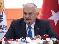 Binali Yıldırım'dan Saadet Partisi açıklaması