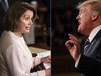 Trump ve Pelosi Arasında 'Akıl Sağlığı' Atışması