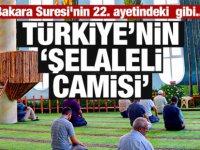 'Şelaleli Cami'ye Ramazan İlgisi
