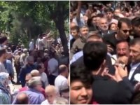 Pendik'te Ekrem İmamoğlu'na protesto!