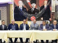 Gaziantep'te ülkücü camia iftarda buluştu