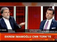 Ahmet Hakan'dan İmamoğlu'na çağrı!