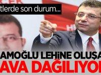 """""""İmamoğlu lehine oluşan hava dağılıyor!"""""""