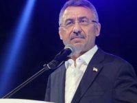 Cumhurbaşkanı Yardımcısı Oktay'dan Sert açıklama: Sınır tanımayız, vurur alır geliriz!