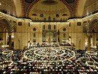 Kadir Gecesi'nde 38 Bin 690 Cami Sabaha Kadar Açık Olacak