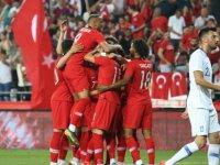 Türkiye (2-1) Yunanistan