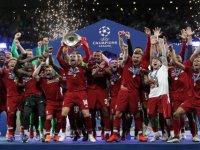 Liverpool Avrupa Şampiyonlar Ligi Şampiyonu Oldu