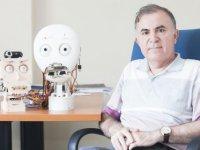 Boğaziçi Üniversitesinde İnsansı Robot Geliştirme Çalışmaları