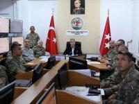 MSB Akar: 27 Mayıs'tan Bu Yana 64 Terörist Etkisiz Hale Getirildi