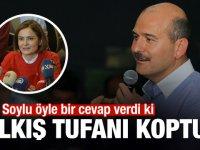 Süleyman Soylu'dan Kaftancıoğlu'na cevap!