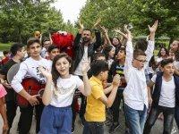 Öğretmen ve Öğrencileri 'Köy Okulları' İçin Klipte Buluştu