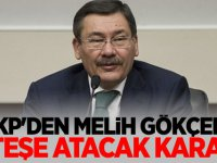 AKP'den Melih Gökçek'i ateşe atacak karar