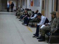 Tekirdağ'da 42 asker hastanelik oldu!
