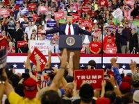 Trump İkinci Dönem Başkanlık İçin Seçim Kampanyasına Başladı