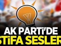 AK Parti'de İstifa sesleri