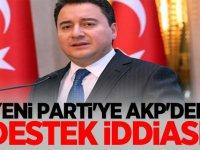 Yeni partiye AKP İçinden destek iddiası!