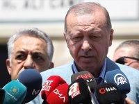 Erdoğan:'dan Reyhanlı açıklaması