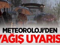 Meteoroloji'den sağanak uyarısı! O illerde yaşayanlar dikkat!