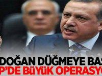 Erdoğan düğmeye bastı! AKP'de Büyük Operasyon