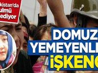 Doğu Türkistan'da Zulüm devam ediyor! Domuz eti yemeyenlere işkence