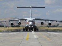 S-400 Sevkiyatı Kapsamında 5. Uçak Ankara'ya İndi