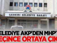 Belediye AKP'den MHP'ye geçince gerçek ortaya çıktı
