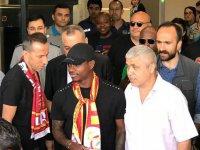 Fildişi Sahilli Futbolcu Seri İstanbul'da