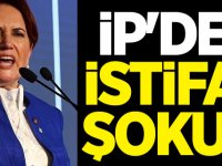 İP'de istifa şoku! Kriz devam ediyor
