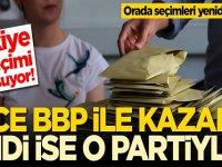 Türkiye bu seçimi konuşuyor! Önce BBP sonra o parti..