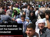 Suriyeliler sınır dışı ediliyor