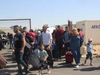 Suriyeliler eve dönüyor! Büyük yoğunluk başladı