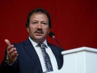 Ankaragücü'nde Mehmet Yiğiner yeniden başkanlığa seçildi.