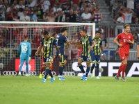 Fenerbahçe, Audi Kupası'nda Bayern Münih'e Yenildi