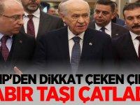MHP'den dikkat çeken çıkış: Sabır taşı çatladı!