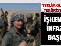 Kadın terörist: İşkence ve infazlar başladı
