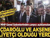 MHP'li Büyükataman'dan çarpıcı açıklamalar! 'Kılıçdaroğlu ve Meral Akşener'in milliyetçi olduğu yerde…'
