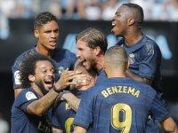 Real Madrid İlk Maçından 3 Puanla Ayrıldı