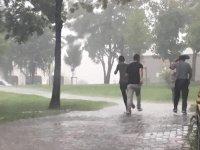 Meteorolojiden Yarın İçin Kuvvetli Sağanak Uyarısı
