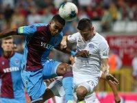 Trabzonspor 1 Puanla Başladı